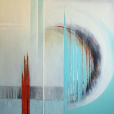 """""""Orbita"""" 140/140cm - Sylwia Michalska malarstwo www.artpracownia.wordpress.com"""