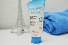 Gracci Marthins: ÁGUA TERMAL / NATIVA SPA / O BOTICÁRIO Shampoo, Personal Care, Bottle, Blog, Beauty, Middle, Water, Personal Hygiene