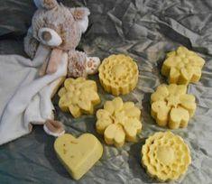 Le coin cosmeto de lily: Savon tout doux pour bébé