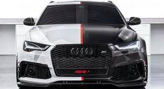 Jon Olsson Unveils His Custom Audi RS6+ 'Pheonix' #news #ABT