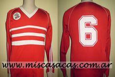 Casacas de River Plate ruggeri86