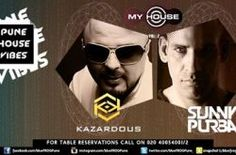 My House ft. Kazardous and Sunny Purba // 22nd July -…