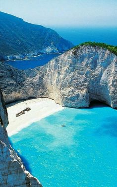places to travel Zakynthos, Greece - 10 Gorgeous Greek Islands Cruise Greek Islands, Greek Cruise, Greece Islands, Holiday Destinations, Vacation Destinations, Vacation Spots, Dream Vacations, Greece Destinations, Vacation Travel