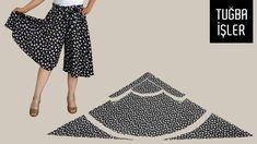 Designer Blouse Patterns, Dress Sewing Patterns, Sewing Patterns Free, Clothing Patterns, Sewing Tutorials, Blouse Designs, Sewing Pants, Sewing Clothes, Diy Clothes