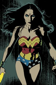 Convergence preview Wonder Woman