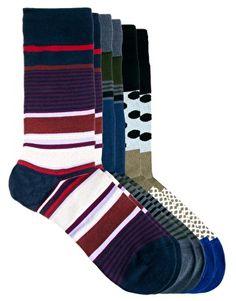 Paul Smith 3-Pack Socks