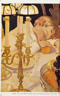 "Jessie Willcox Smith, from ""The Now-A-Days Fairy Book"" (1922) 