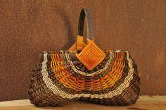 buttocks basket by WeavingArt on Etsy