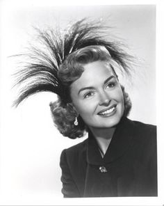 Donna Reed... she is well known for her role as Mary Hatch Bailey in Frank Capra's 1946 film It's a Wonderful Life. In 1953, she received the Academy Award for Best Supporting Actress for her performance as Lorene Burke in the war drama From Here to Eternity.