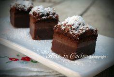 Torta magica al cacao e caffè senza burro ricetta arte in cucina