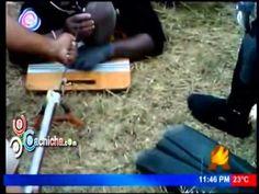 Pescador clava arpón en cabeza de compañero por accidente @MarianneCruzG #NoticiasSIN #Video - Cachicha.com