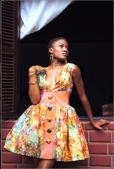 African fashion is shockingly beautiful. If you adore styles that makes you stand out, you cant do better than African fashion. But, how much do you know about these beautiful styles? African American Fashion, African Inspired Fashion, African Print Fashion, Africa Fashion, African Prints, African Dresses For Women, African Attire, African Wear, African Women
