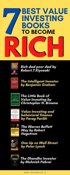 Little Books, Good Books, Books To Read, Value Investing, Investing Money, Finance Books, Finance Tips, Fund Management, Rich Dad Poor Dad