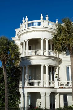 Charleston, South Carolina-One of those places steeped in history and full of fantastic old homes!