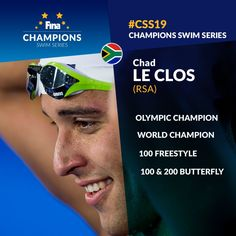 Chad Le Clos (@chadleclos)   Twitter Durban South Africa, Olympic Champion, Olympics, African, Sport, Twitter, Deporte, Sports
