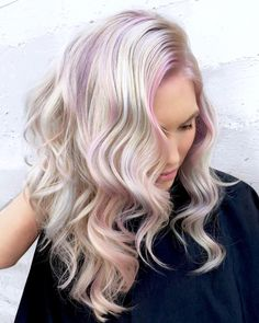 "892 Likes, 20 Comments - A PULP RIOT Salon Seattle (@rossmichaelssalon) on Instagram: ""Opal AFF 🦄 ⚪️ By Owners Michael & Melody @melody_rossmichaels  Using All @pulpriothair &…"""