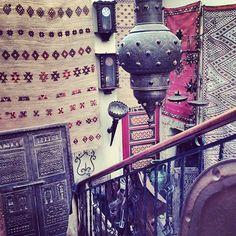 Souk chic. #interiors #maroc