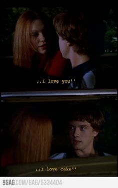 Eric Foreman knows how to say it