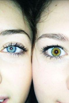 ♔ Ojos Así | Uℓviỿỿa S.