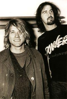 Kurt hayatındaki en iyi arkadaşı olan,Yugoslav kökenli Chris Novoselic ile tanıştı ve Nirvana bu şekilde hayat bulmaya başladı.