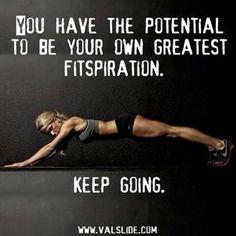 Fitness Inspiration #fitnessinspiration