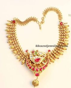 Antique Set by Nikitha Linga - Jewellery Designs