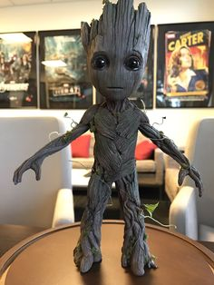 d89b10f3424 WEBSTA @ sfxatlas - Cute little Baby Groot sculpted by the amazing for  Guardians of the Galaxy Reposted from artist and based off the concept  artwork of ...