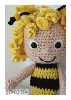 Bee happy knuffel