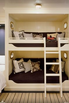 bunk bed / lit superpose / chambre enfant