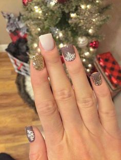 Christmas Nails #loveIt