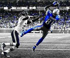 Calvin JOHNSON!!!!!