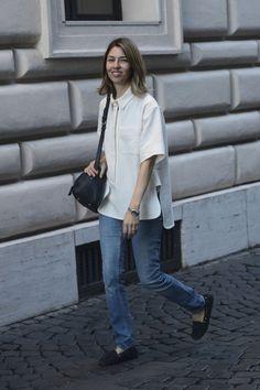 Sofia Coppola Photos - Sofia Coppola Keeps Busy in Rome - Zimbio
