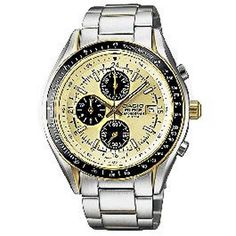 Casio Edifice Chronograph Tachymeter Mens Watch Model - EF-503SG-9AVDR
