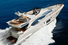 I'm in love - Azimut Yachts Flybridge 70 Motor