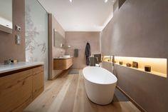liczna te azienka tak chyba zrobimy biel i drewno. Black Bedroom Furniture Sets. Home Design Ideas