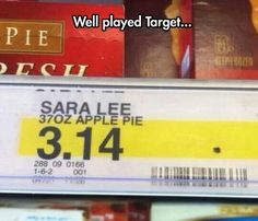 Well played Target...