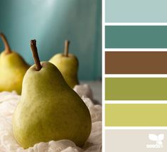 pear palette - design seeds