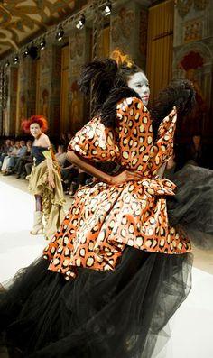 Vivienne Westwood remodels Handel