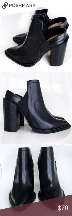 1f6aac08bbe Zara Black Pointed Toe Booties Zara Trafaluc Black Pointed Toe Booties!  Perfect booties for fall