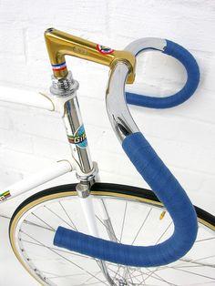 Gitane Track Bike by Eisenherz-Bikes, via Flickr
