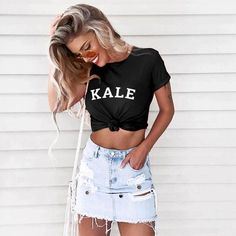Best Summer Outfits Ideas For Bad Girl Style 41 Bad Girls Club, Cute Summer Outfits, Outfits For Teens, Spring Outfits, Cute Outfits, Summer Clothes For Women, Summer Outfits Women 20s, Summer Fashions, Clothes Women