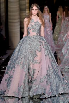 Paris Haute Couture S/S 2016 #Zuhair Murad