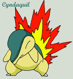 Cyndaquil by Roky320 on DeviantArt