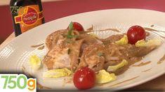 Poulet aux champignons et à la crème - 750g - YouTube Meat, Chicken, Sauce, Food, Chicken With Mushrooms, One Pot, Savoury Dishes, Cooker Recipes, Eten