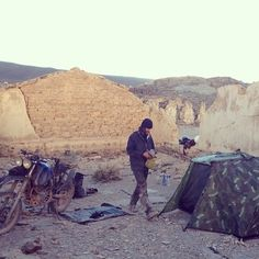 Poler camo tent out on an adventure with West America.   #poler #polerstuff #campvibes