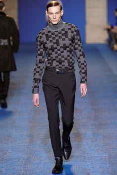 Versace | Fall 2011 Menswear