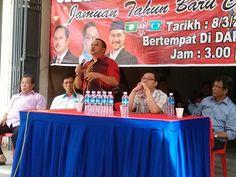 SEMBRONG BANGKIT - BP SEJAHTERA: Sambutan TBC di Pekan Kahang