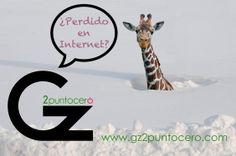 ¿Perdido en internet? - Gz2puntocero.com