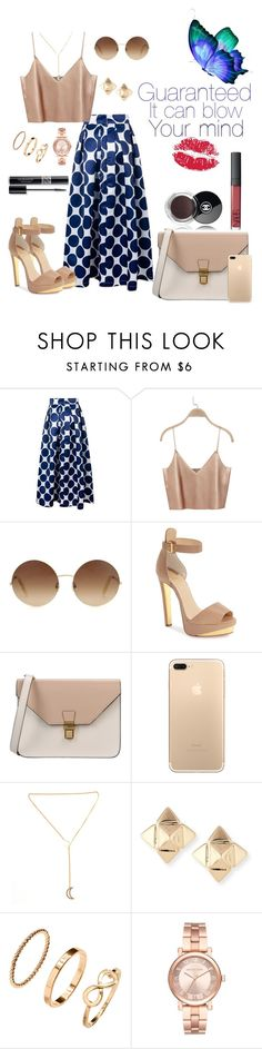 """Guaranteed it can blow your mind"" by saraprifti on Polyvore featuring Victoria Beckham, Christian Louboutin, 8, Valentino, H&M, Michael Kors, Christian Dior and Chanel"
