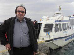 Ταχύπλοο CΟΦΙΑ για Άγιον Όρος Sea-Taxi for Mount Athos